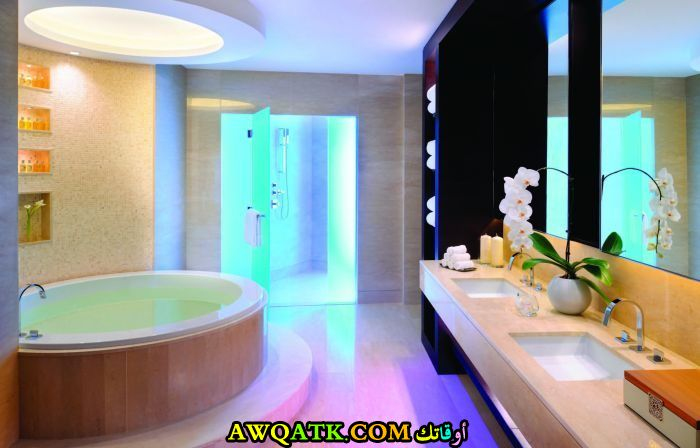 ديكورحمام فنادق راقي جداً