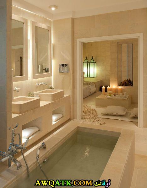 ديكورحمام فنادق فخم جداً وشيك