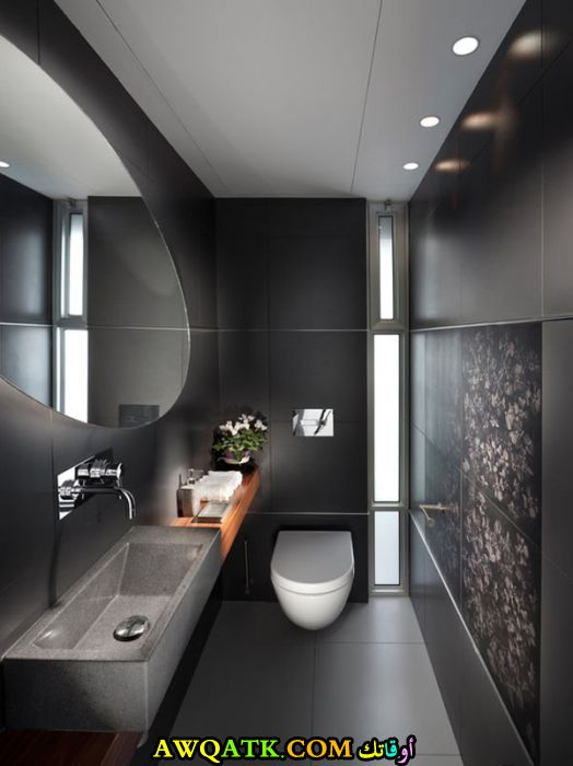 ديكور حمام فنادق صغير جديد 2018
