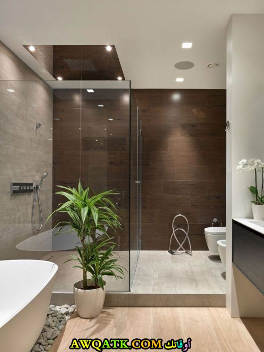 ديكور حمام عربي مودرن جديد