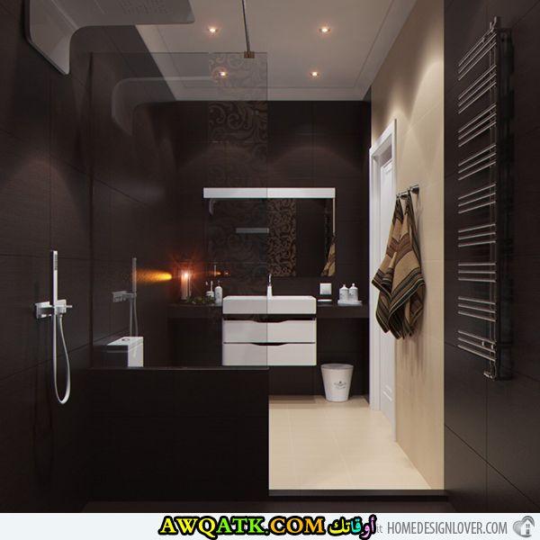 ديكور حمام عربي مودرن وشيك