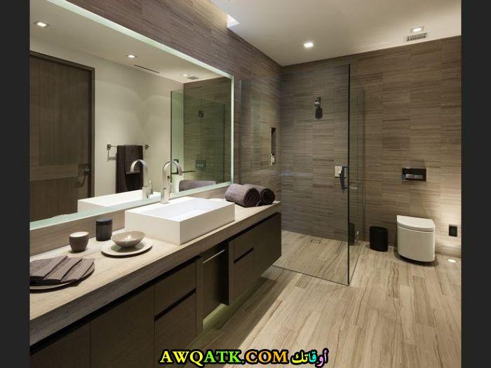 ديكور حمام مودرن قمة الشياكة