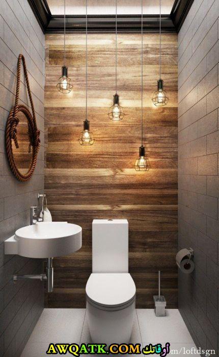 ديكور حمام جديد 2018 بتصميم هائل