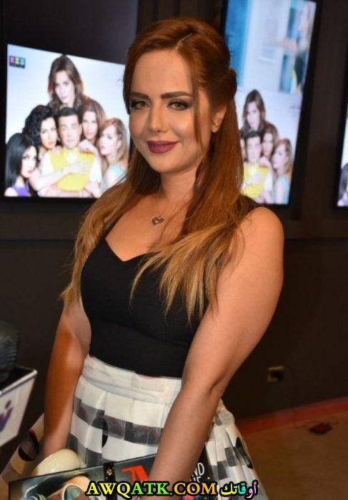 الممثلة رانيا ملاح