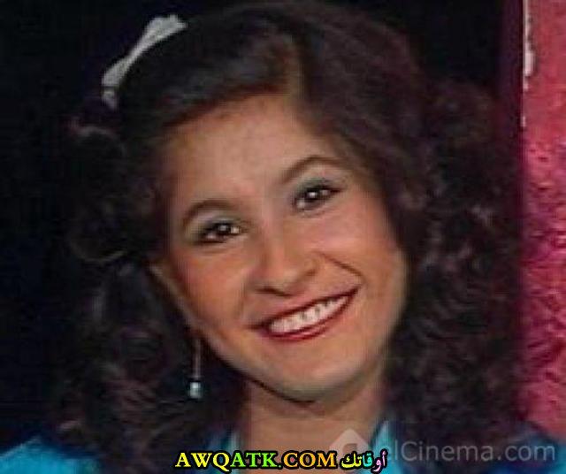 الممثلة رجاء محمد