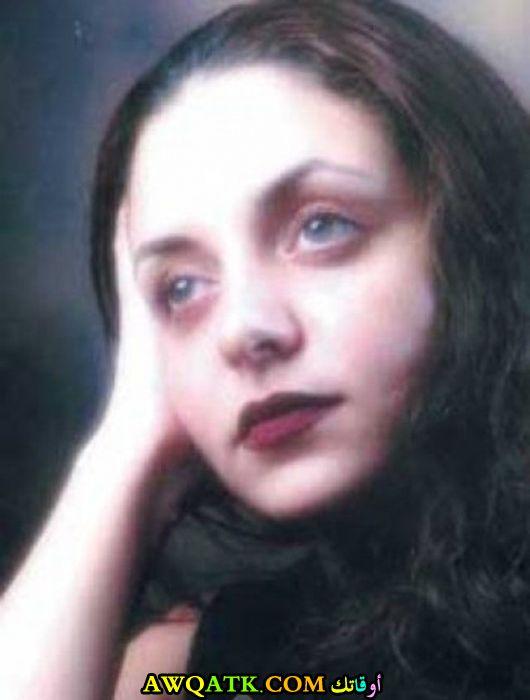 صورة قديمة للممثلة رغداء شعراني