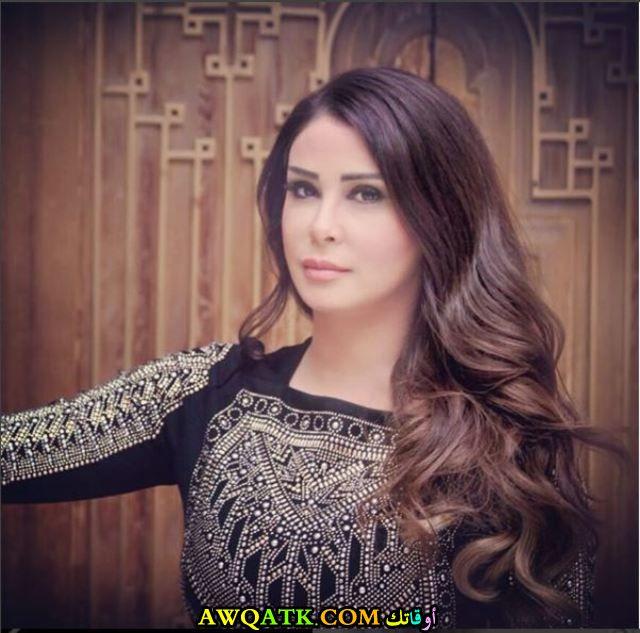 الممثلة رواد عليو