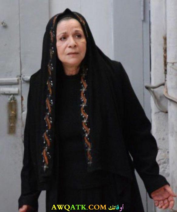 الممثلة سامية الجزائري