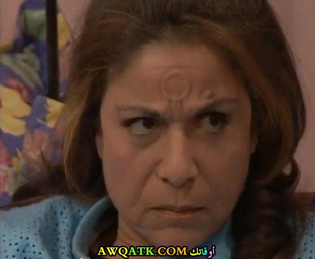 صورة قديمة للممثلة سامية الجزائري