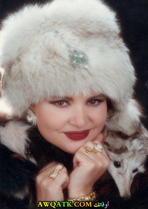 الممثلة سهام إبراهيم