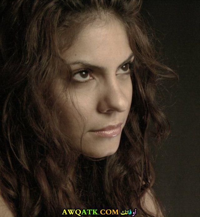 الممثلة فاديا عزام