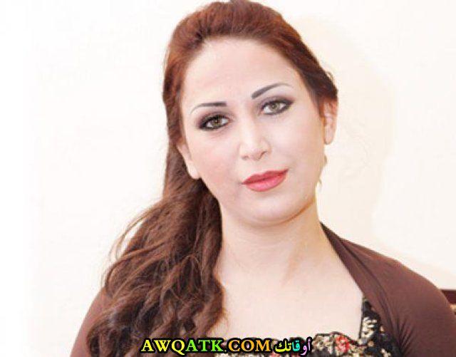 الفنانة لونا حسن