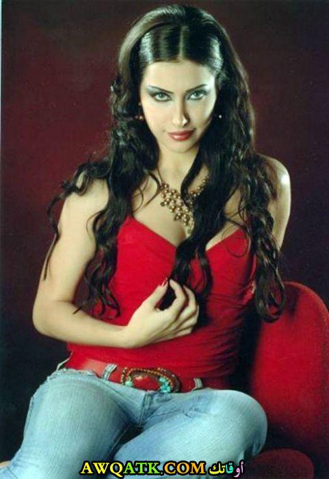 الممثلة مديحة كنيفاتي