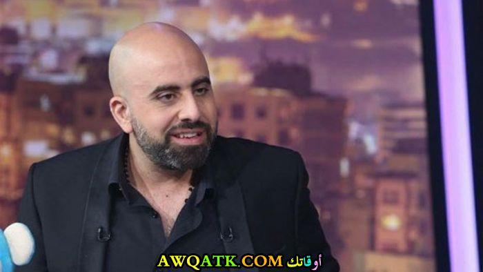 الممثل هشام حداد