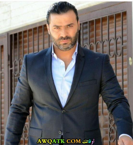 الممثل إسماعيل مداح
