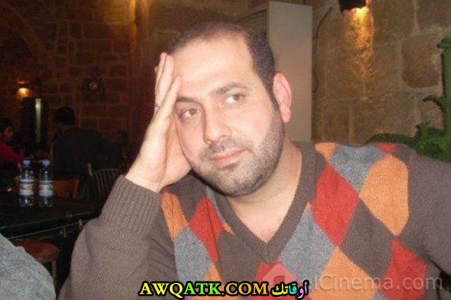 الفنان باسل حيدر