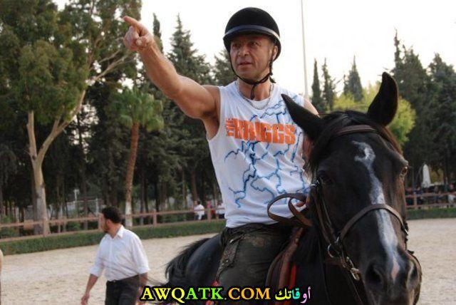 الممثل جهاد عبدو