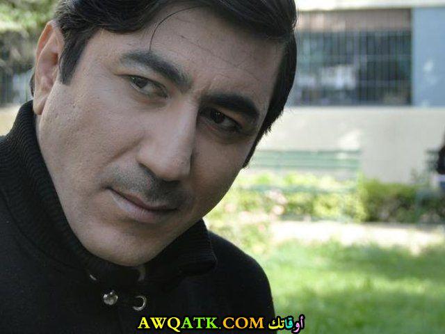 الممثل رائد مشرف