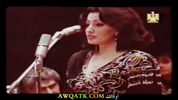 صورة قديمة للممثلة ربى الجمال