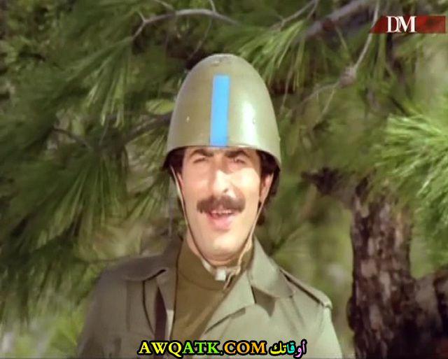 الممثل رشيد عساف