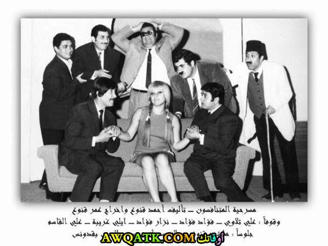 الفنان سعد الدين بقدونس