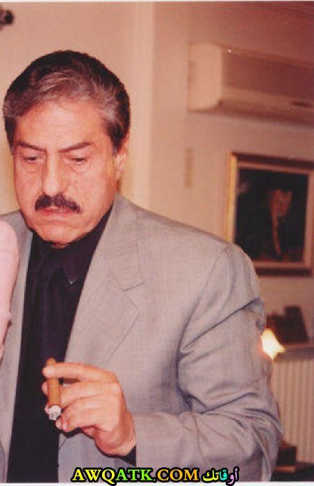 الممثل صالح الحايك