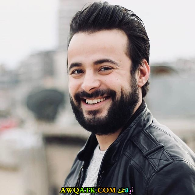 الفنان طارق عبدو
