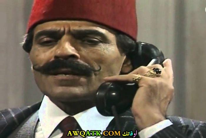 الممثل عبد الفتاح المزين