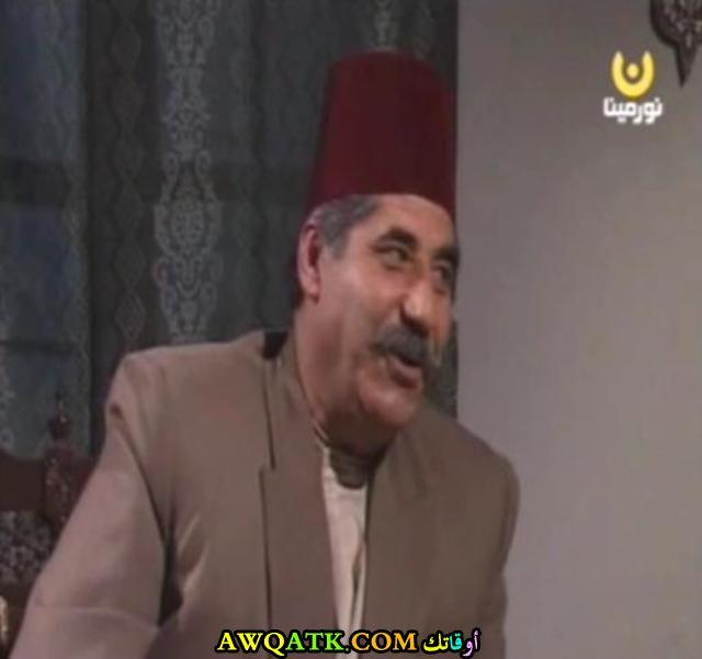 الممثل عدنان بركات