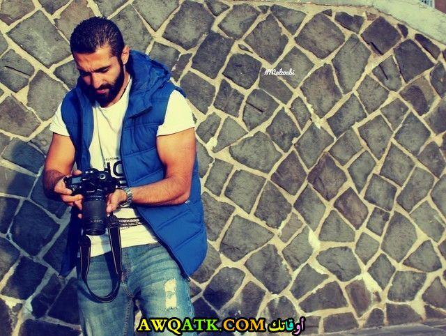 أجدد صورة للفنان عربي غيبة
