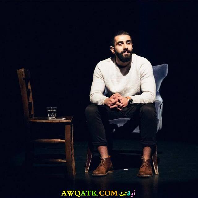 الممثل عربي غيبة