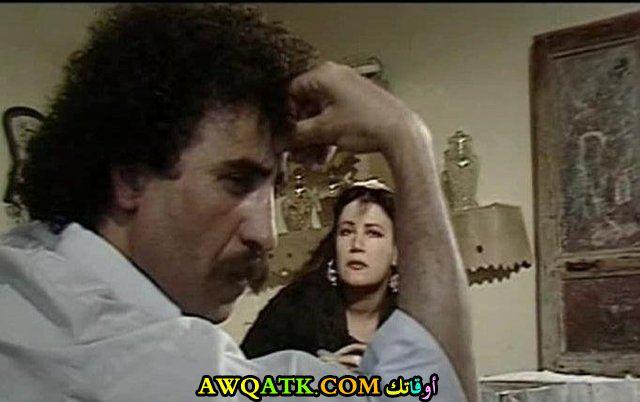 الممثل عصام سليمان