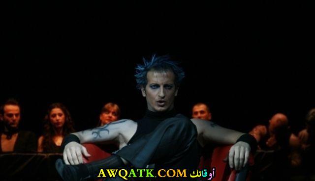 الممثل علاء الزعبي