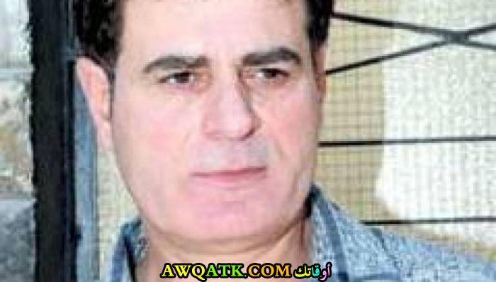 الممثل محسن غازي