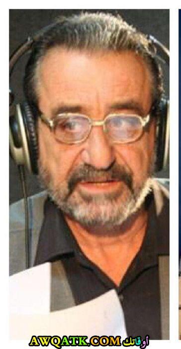 الممثل محمد خرماشو