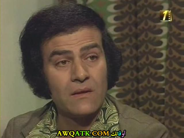 الممثل محمود جبر