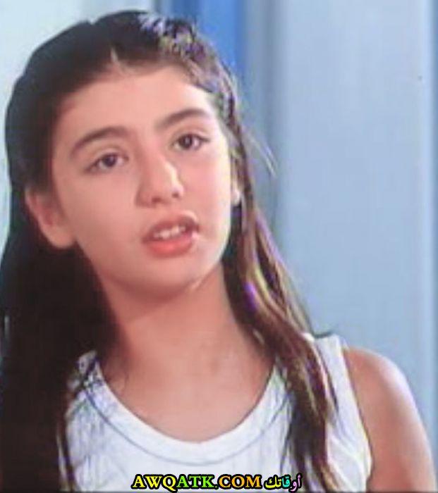 الممثلة نور جابر