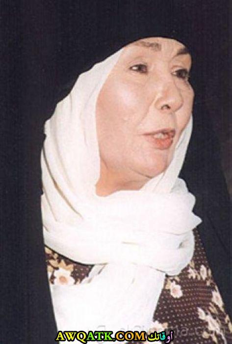 الممثلة هالة شوكت