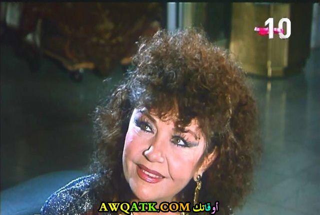 صورة قديمة للممثلة هالة شوكت