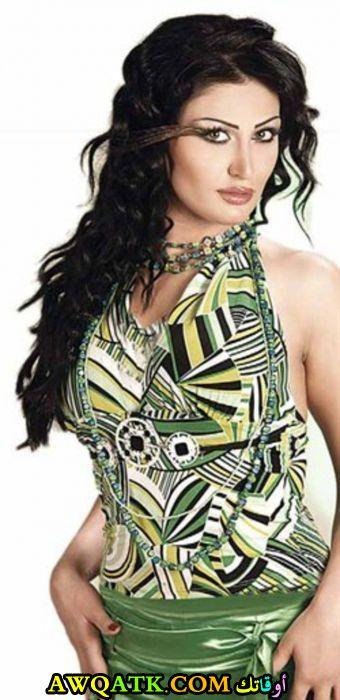 الممثلة هبة نور