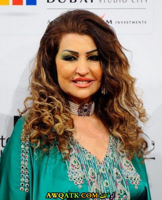الممثلة هدى الخطيب