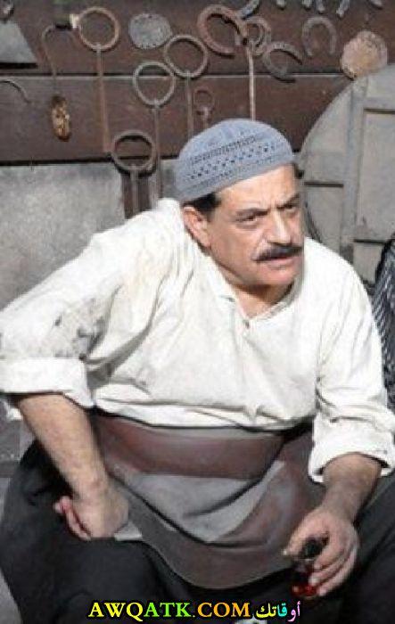 الممثل هيثم جبر