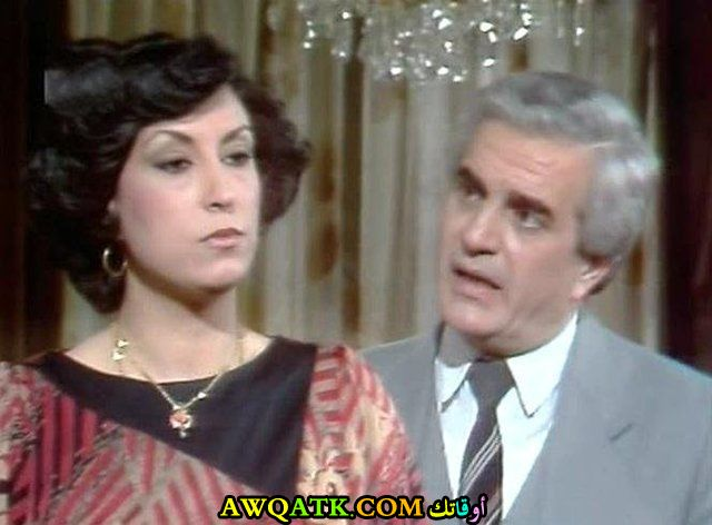الممثلة هيفاء واصف