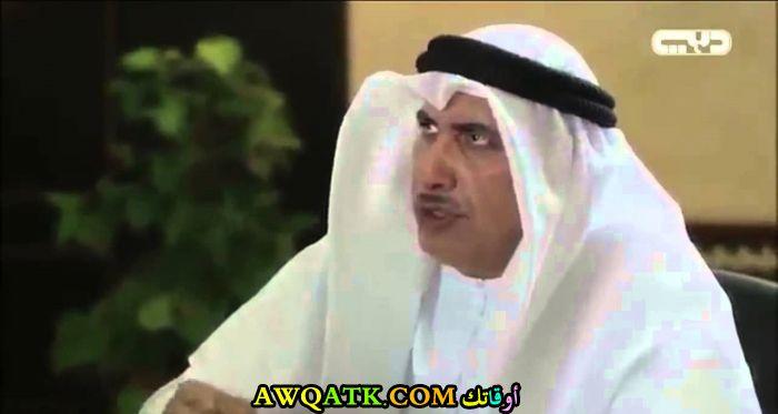 الممثل سيف الغانم