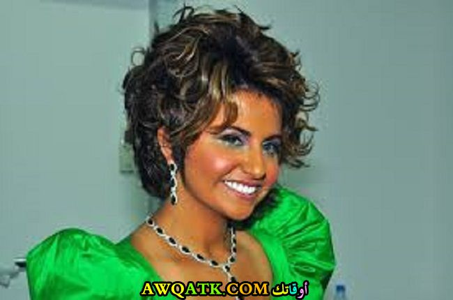 صورة قديمة للممثلة شما حمدان