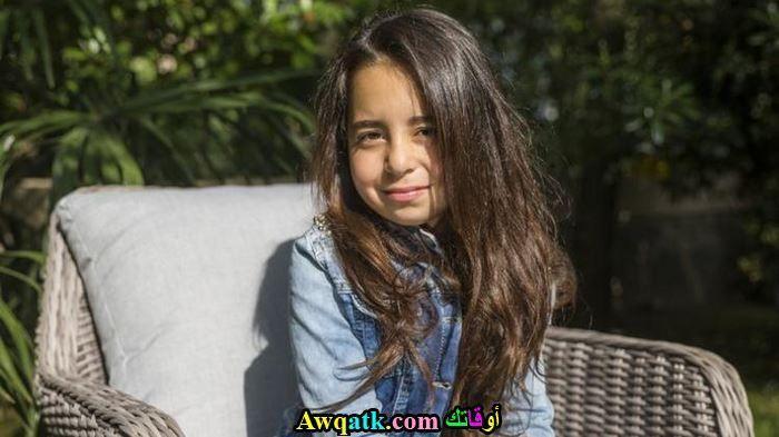 اجمل صورة للطفلة بيرين جوكيلديز