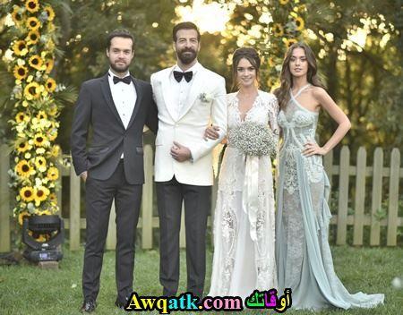 زفاف اسماعيل ديميرجي