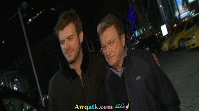 كيفانش تاتليتوغ و والده