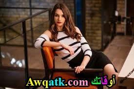 ليلى ليديا توغتلو في مظهر جميل و جذاب