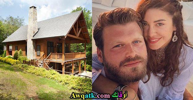منزل كيفانش تاتليتوغ بعد الزواج